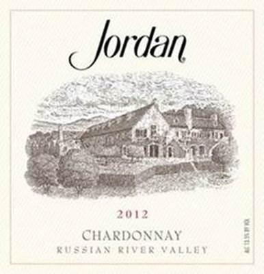jordan label Chard 2012