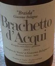 braida brachetto 2015 190x290